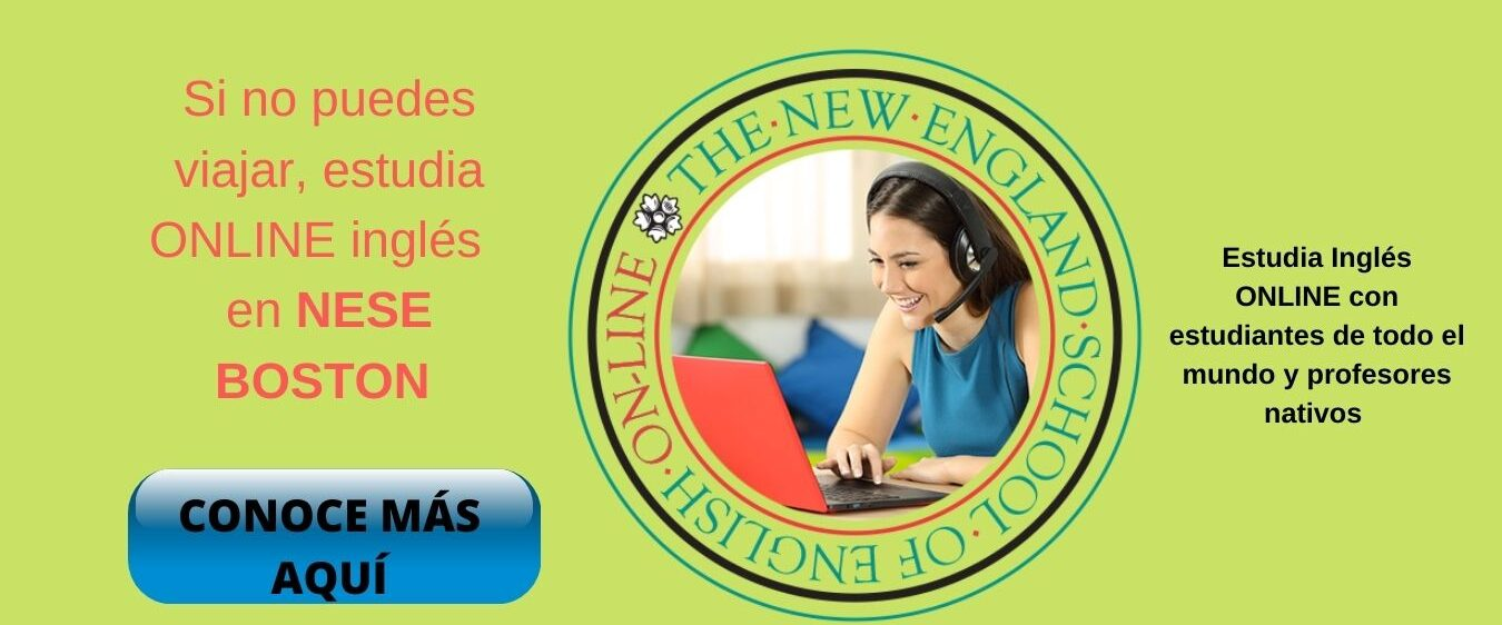 Estudia Inglés Virtual desde Boston