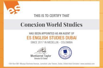Certificación Agente ESDUBAI